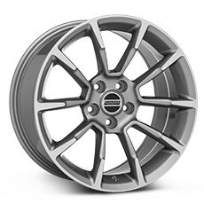 Anthracite GT/CS Style Wheels (2010-2014)