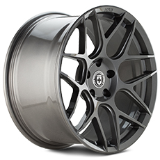 Anthracite HRE Flowform FF01 Wheels (2010-2014)