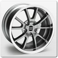 Anthracite Mustang Wheels