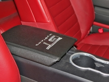 Arm Rest Cover - Mustang GT Logo (05-09 All)