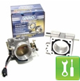 BBK 75mm Throttle Body w/ EGR Spacer ('86-'93 5.0L) - Installation Instructions