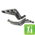 BBK Chrome Long Tube Headers (94-95 5.0L) - Installation Instructions