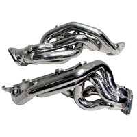 BBK Chrome Tuned Length Shorty Headers (11-14 GT)