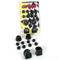 BBK Polyurethane Suspension Bushing Kit (86-93 5.0L)