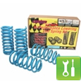 BBK Specific Rate Lowering Springs ('79-'04 V8) - Installation Instructions