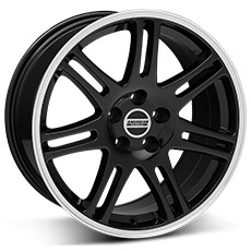 Black 10th Anniversary Style Wheels (10-14)