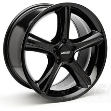 Black 2010 GT Premium Wheels (94-98)