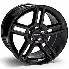 Black 2010 GT500 Wheels (10-14)