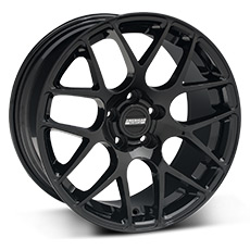 Black AMR Wheels (2005-2009)