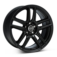 Black Boss Laguna Seca Style Wheels (2010-2014)