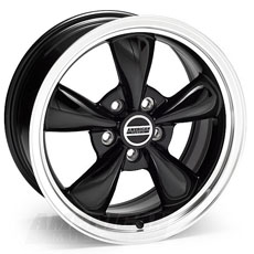 Black Bullitt Wheels (10-14)