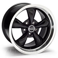 Black Bullitt Wheels (99-04)