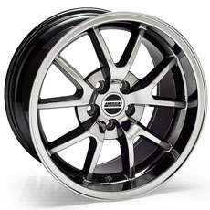Black-Chrome FR500 Wheels (99-04)