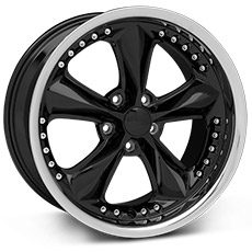 Black Foose Nitrous Wheels (10-14)