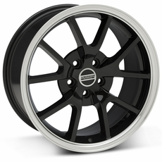 Black FR500 Wheels (05-09)