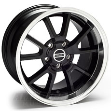 Black FR500 Wheels (94-98)