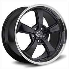 Black Mickey Thompson Street Comp SC-5 Wheels (2005-2009)