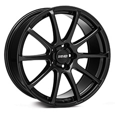 Black MMD Axim Wheels (2005-2009)