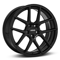 Black MMD Zeven Wheels (2010-2014)