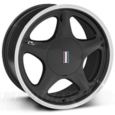 Black Pony Wheels (1979-1993)