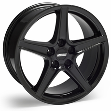 Black Saleen Style Wheels (99-04)