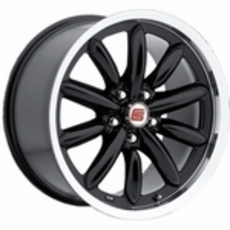 Black Shelby CS56 Wheels (10-14)