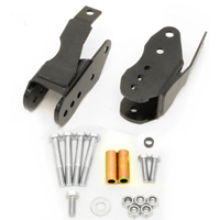 BMR Rear Lower Control Arm Relocation Brackets (05-14 All)