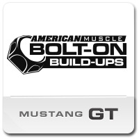 Bolt on Build-ups: 05-09 GT