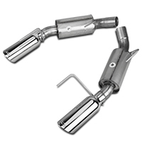 Borla Stinger S-Type Axle-Back Exhaust (05-09 GT, 07-09 GT500)