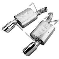 Borla Stinger S-Type Axle-Back Exhaust (11-12 GT)