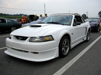 Brian's Supercharged 2002 Ford Mustang GT Convertible