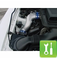 C&L Cold Air Intake (03-04 Mach 1) - Installation Instructions