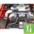 C&L Cold Air Intake ('96-'98 Cobra) - Installation Instructions