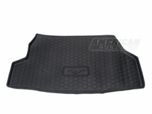Ford Racing Cargo Area Protector - Embossed Pony Logo - Coupe (05-09 All)