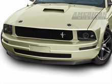 CDC Chin Spoiler - Unpainted (05-09 V6)