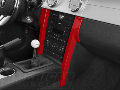 Center Console Trim Kit - Pre-painted (05-09 All)