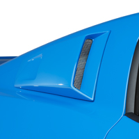 Cervini's Quarter Window Scoops - Unpainted (10-14 All)