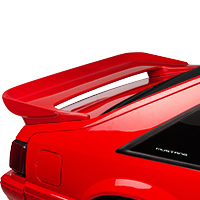 Cervini's Saleen Rear Wing - Hatchback - Unpainted (79-93 All)