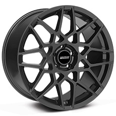Charcoal 2013 GT500 Style Wheels (2010-2014)
