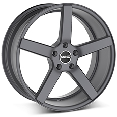 Charcoal MMD 551C Wheels (2005-2009)