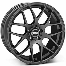Charcoal RTR Wheels (10-14)