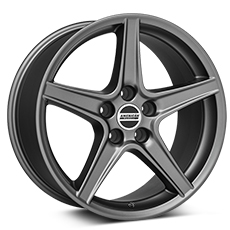 Charcoal Saleen Style Wheels (2010-2014)