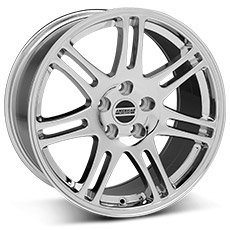 Chrome 10th Anniversary Style Wheels (10-14)