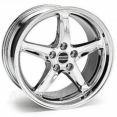 Chrome 1995 Cobra R Wheels (94-98)