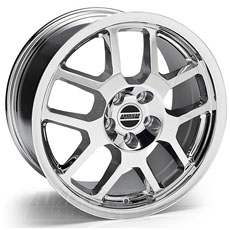 Chrome 2007 GT500 Style Wheels (10-14)