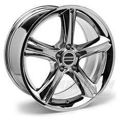Chrome 2010 GT Premium Wheels (05-09)