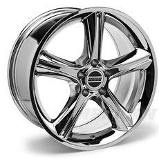 Chrome 2010 GT Premium Wheels (99-04)