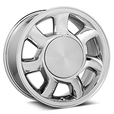 Chrome 93 Cobra Style Wheels (1987-1993)