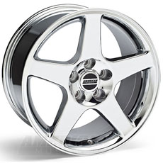 Chrome Cobra Style 2003 Wheels (94-98)