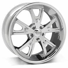 Chrome Daytona Wheels (10-14)